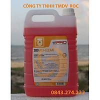 Dung dịch tẩy ố vàng, gỉ sét gốc axit ACID CLEAN (Goodmaid Pro), 5L