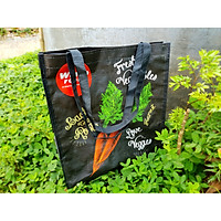 Túi đi chợ, túi sách gia dụng chống thấm sử dụng nhiều lần thân thiện với môi trường