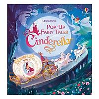 Sách tương tác tiếng Anh - Usborne Pop-up Fairy Tales Cinderella