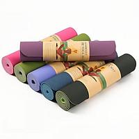 Thảm Tập Yoga, Gym miDoctor + Bao Thảm Yoga