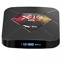 android tivi box R-TV X10 Plus 4GB RAM 32GB ROM android 9.0 cài sẵn bộ ứng dụng giải trí miễn phí vĩnh viễn