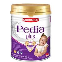 sữa bột Goodmilk pedia dành cho trẻ biếng ăn lon 900g