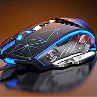 Chuột máy tính có dây chơi game G3-PRO Led đổi màu, DPI tùy chỉnh, đáp ứng tốt cho công việc và giải trí- Hàng chính hãng