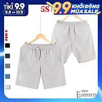 Quần Short Gió Thể Thao Nam 5S (QSG002S1-01) Trẻ Trung, Năng Động, Nam Tính