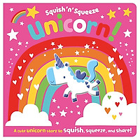 Squish 'n' Squeeze Unicorn!