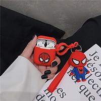 Airpods Case, Ốp Bảo Vệ Dành Cho Airpods 1/2 - Superheros figure - Hàng Chính Hãng