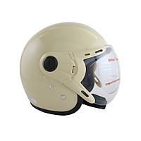 Mũ Bảo Hiểm 3/4  Bktec bk26sua- Hàng chính hãng