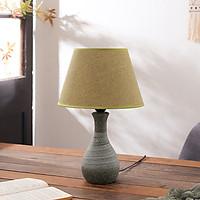 Đèn bàn đèn ngủ cao cấp thân gốm sứ nghệ thuật