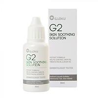 Tinh chất làm dịu da GLOVU G2 Skin Soothing Solution