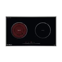 Bếp điện từ 1 từ 1 hồng ngoại Eurosun EU-TE886G  - Hàng chính hãng