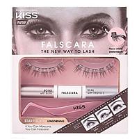 Bộ Mi Giả Kiss New York Falscara Eyelash - Starter Kit (KFCK01)