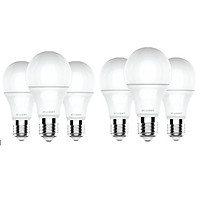 Combo 6 Bóng đèn LED Bulb 9W Vi-light