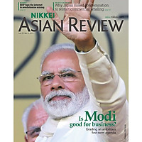 Nikkei Asian Review: Is Modi Good for Business - 08.19