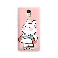 Ốp lưng dẻo cho điện thoại Xiaomi Redmi Note 3 - 01122 7903 RABBIT01 - Hàng Chính Hãng