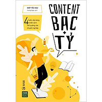 Sách - Content Bạc Tỷ