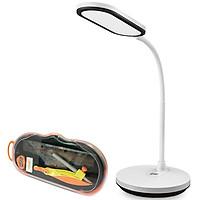 Đèn bàn sạc LED COMET CT175 - Tặng kèm bộ dụng cụ hình học YPlus STACOM MS1902