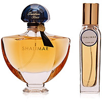 Nước hoa GUERLAIN Shalimar Eau de Parfum 50ml & Purse Spray 15ml