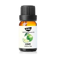Tinh dầu Chanh Sần Kobi Lime essential oil giúp giảm căng thẳng, ngăn ngừa lão hóa, chống nhiễm trùng hiệu quả