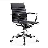 Ghế da chân xoay Best Office BOX507