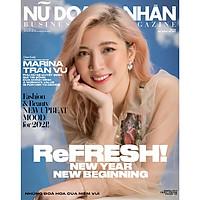 Tạp chí NỮ DOANH NHÂN số 135 phát hành tháng 01/2021