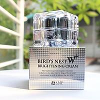 Kem dưỡng trắng SNP Bird's Nest W+ Brightening Cream 50gr
