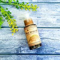 Dầu cám gạo dưỡng ẩm, chống nhăn, dưỡng trắng tự nhiên Ecolife  - Rice Bran Oil 75ml