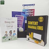 Combo 3 Cuốn Cực Hay Về Content Marketing: Content Marketing Trong Kỷ Nguyên 4.0 + Content Marketing Trong Kỷ Nguyên Trải Nghiệm Khách Hàng + Dùng Chữ Sao Cho Đúng Viết Gì Cũng Thấy Hay