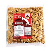 Snack (Bim Bim) Bánh Vị Mực Talaethong Gói 200+20gram Giòn Rụm Và Thơm Hàng Chính Hãng Nhập Khẩu Từ Thái Lan