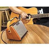 Loa Đàn Guitar Acoustic Aroma AG-15w