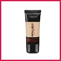 LOREAL INFALLIBLE PRO-MATTE UP TO 24H FOUNDATION - 102 Shell Beige