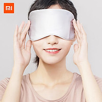 Xiaoda Eye Mask Heating Blindfold Heating Hot Compress Sleep Eyeshade Eye Cover Eyepatch Face Mask Travel Shield
