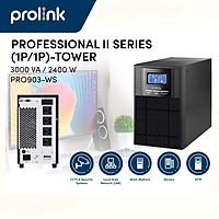 Bộ lưu điện UPS Prolink PRO903WS (3000VA/2400W) - Hàng Chính Hãng
