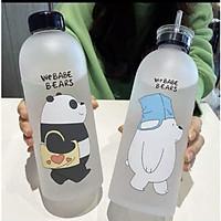 bình nước gấu 1.000Ml