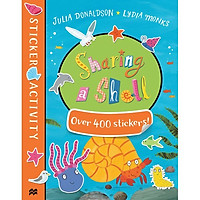 Sharing a Shell Sticker Book