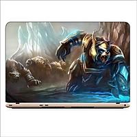 Mẫu Dán Decal Laptop Liên Minh Huyền Thoại - DCLTLMHT 180