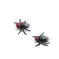 [COMBO 2 sản phẩm] Mô hình con ruồi độc đáo - Đồ trang trí, quà tặng cho bé - Kích thước 4.5cm
