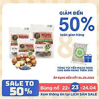 Túi Hạt Macca Dinh Dưỡng Cho Mẹ Real Food Store (500g)