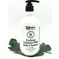 Sữa Tắm Trắng Da Hương Nước Hoa Hàn Quốc Perfume Moisture Rich Body Cleanser White Milk (450ml) – Hàng Chính Hãng