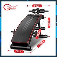 Ghế tập bụng gấp gọn - máy gập cơ bụng đa năng cao cấp - Hàng chính hãng