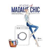 Sách - AT HOME WITH MADAME CHIC – Thanh lịch từ những khoảnh khắc đời thường (tặng kèm bookmark)