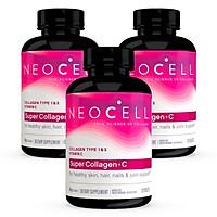Viên uống NEOCELL Đẹp Da Khỏe Khớp Super Collagen +C, giảm nếp nhăn, cải thiện làn da, giúp móng tóc chắc khỏe, ngừa loãng xương