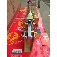 Máy cắt gạch siêu cứng bàn đẩy QL 3388 (cắt 82cm)- Hàng cao cấp Trung Quốc, có  giàn bi tỳ 3 chân.