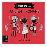Sách: Gặp gỡ phiên bản Kindle của người La Mã cổ đại - Meet the Ancient Romans