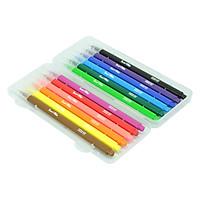Hộp 12 Bút Lông Màu Rửa Được Smartkids SK-FLT1001Cl