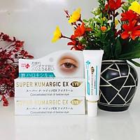Kem trị thâm quầng mắt, bọng măt, mờ nếp nhăn Colagen Super Kumagic EX Nhật Bản 20g