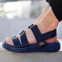 Giày sandal nữ công nghệ siêu nhẹ hiệu MOL thích hợp mang đi học MS2