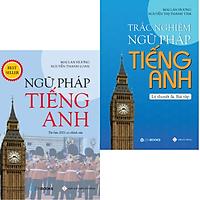 Combo 2 Cuốn Ngữ Pháp Và Trắc Nghiệm Ngữ Pháp Tiếng Anh - Mai Lan Hương