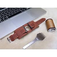 Dây đeo BUNDSTRAP phong cách quân đội thay thế dành cho Apple Watch Handmade
