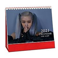 Lịch Rose Blackpink lịch bàn 2021