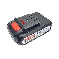 Pin máy khoan vít cầm tay 21V 2200mAh MTM chuẩn C chính hãng